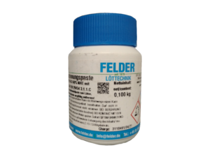 Бессвинцовая паста Felder, 100 грамм